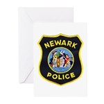 Newark Police Greeting Cards (Pk of 10)