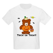 Trick or Treat Teddy :: T-Shirt
