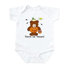 Trick or Treat Teddy :: Infant Bodysuit