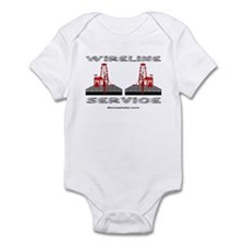 Wireline Service Infant Bodysuit