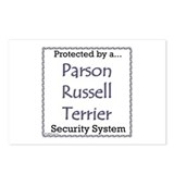 Parson Security Postcards (Package of 8)
