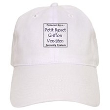 PBGV Security Baseball Cap