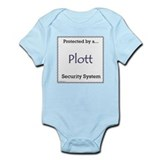 Plott Security Onesie