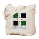 Tote Bag, Regiment la Reine, French & Indian War