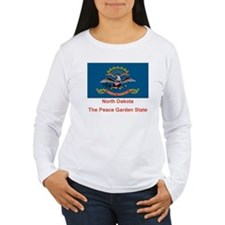 North Dakota State Flag T-Shirt