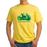 Alternative Energies Yellow T-Shirt