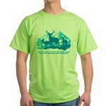Alternative Energies Green T-Shirt