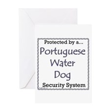 PWD Security Greeting Card