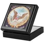 Civil War, Union Eagle Keepsake Box