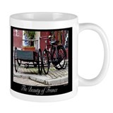The Beauty of France-Bicycles Mug