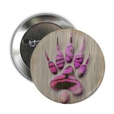 "Ferret Paw 2.25"" Button (10 pack)"