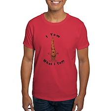 I Yam What I Yam - T-Shirt