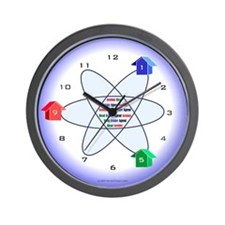 GENIUS AGENT Wall Clock