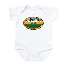 KALEB - safari Infant Bodysuit