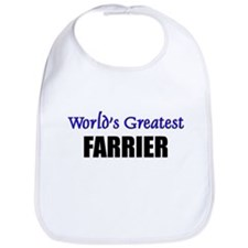 Worlds Greatest FARRIER Bib