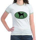Portuguese Water Dog (green) T