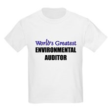 Worlds Greatest ENVIRONMENTAL AUDITOR T-Shirt