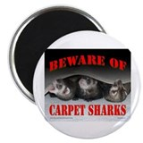 Carpet Shark Magnet
