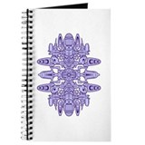 Venter Technoid Purple Journal