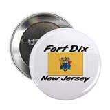 Fort Dix New Jersey Button