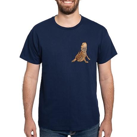 Bearded Dragon Dark T-Shirt