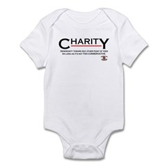 Charity Infant Bodysuit