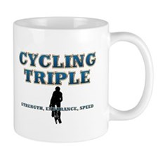 TOP Cycling Slogan Coffee Mug