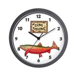 Gone fishing Basic Clocks