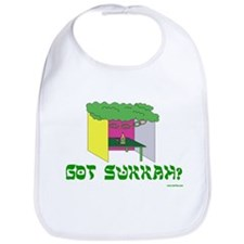 Jewish Holiday Got Sukkah Bib