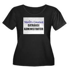 Worlds Greatest DATABASE ADMINISTRATOR T