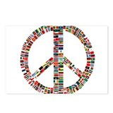 Unique Peace Postcards (Package of 8)