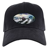 Truck Driver Guardian Angel Baseball Cap