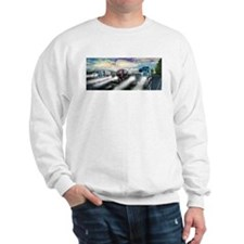 Prayer for a Driver Sweatshirt