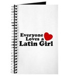 Everyone Loves a Latin Girl Journal