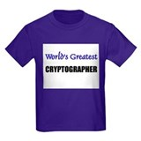 Worlds Greatest CRYPTOGRAPHER T