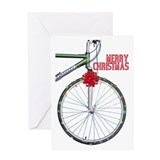Bicycle Christmas Card