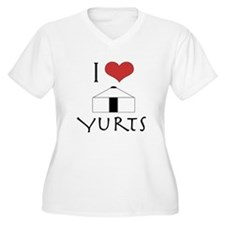 I Love Yurts T-Shirt