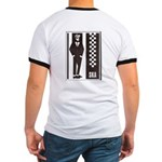 two sided rude boy ska bro Ringer T