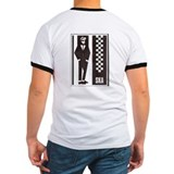 two sided rude boy ska bro T