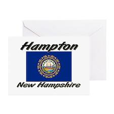 Hampton New Hampshire Greeting Cards (Pk of 10)