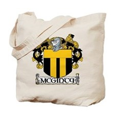 McGinty Coat of Arms Tote Bag