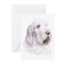 Italian Spinone Italiano Greeting Cards (Package o