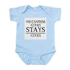 STAYS AT JOE'S Infant Bodysuit