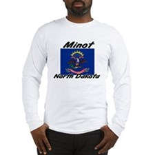 Minot North Dakota Long Sleeve T-Shirt