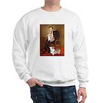 Lincoln's 2 Corgis (Pem) Sweatshirt
