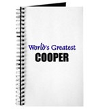 Worlds Greatest COOPER Journal