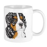 Bernese Mountain Dog Pup Small Mug
