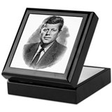 John Fitzgerald Kennedy Keepsake Box