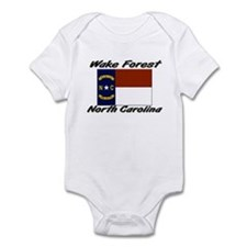 Wake Forest North Carolina Infant Bodysuit