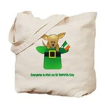 Everyone Is Irish Tote Bag